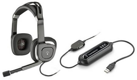 Plantronics USB Audio Headset