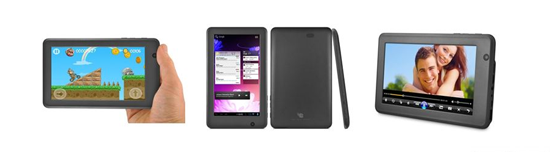 01 Ematic 7-inch eGlide Steal Tablet