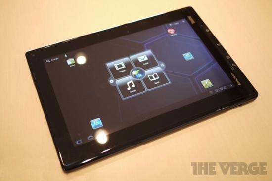 05 US Lenovo ThinkPad tablets get Android 4.0
