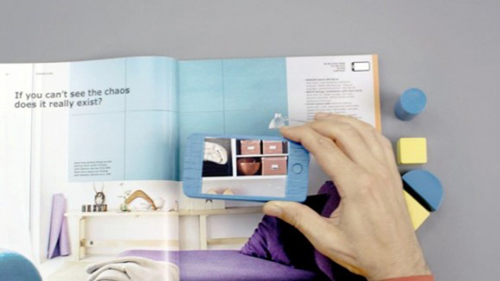 Ikea to take customers on an Augmented Reality trip