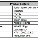 02 Motorola HC100 tablet FCC