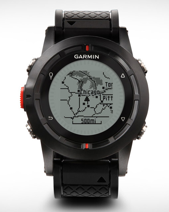 03 Garmin Fenix GPS Watch