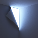 03 Peel Wall Light