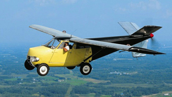 04 1954 Taylor Aerocar N-101D Flying Car
