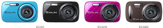 casio-exilim