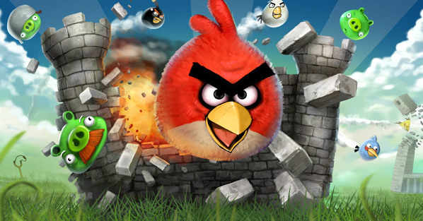 Angry Birds film to be turned into a reality