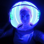 led-space-helmet