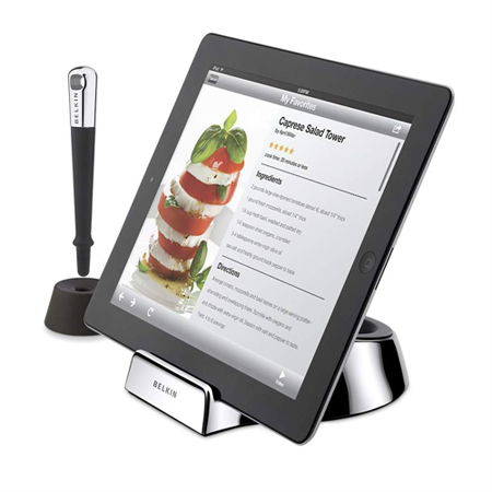 Belkin knows how to fit your iPad into your kitchen