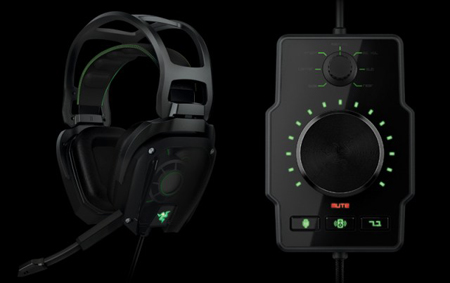 Razer Tiamat Headset is world's first 10-driver 7.1 headset