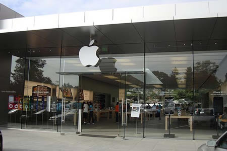 Apple sued by 83-year-old for its spotless store glass facades