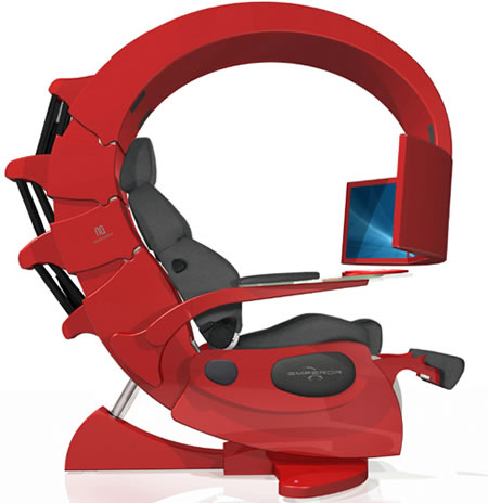 Most Expensive Gaming Chair In The World