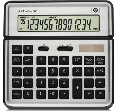 Hp Offers An Array Of Calculators To Do Your Math