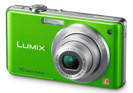 panasonic lumix introduces bright new fs range