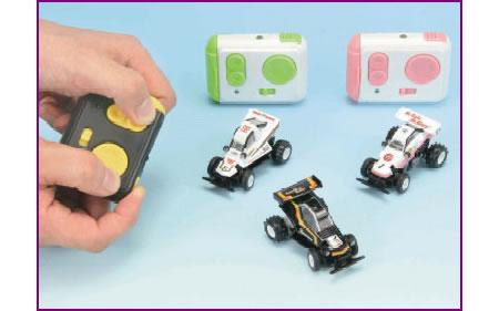 Q Steer Grasshopper Radi-con  Q steering  RC Buggy