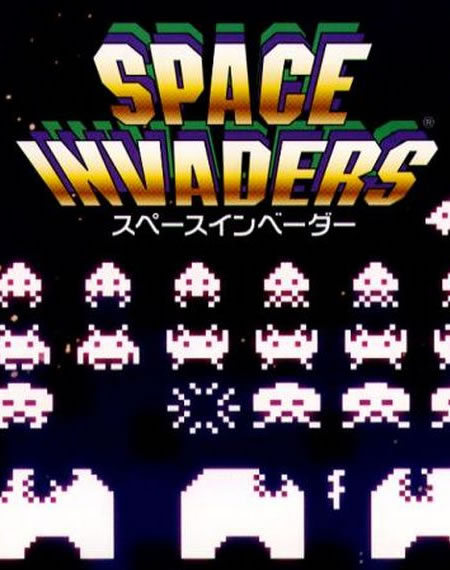 Space Invaders movie coming up soon