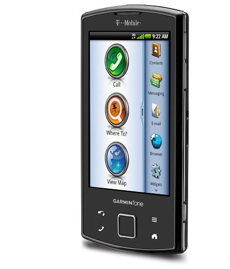garmin t mobile android phone confirmed