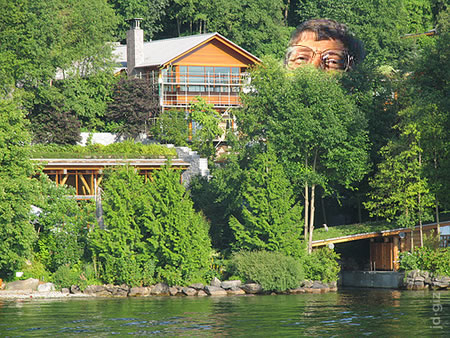 tour bill gates house for 35 000