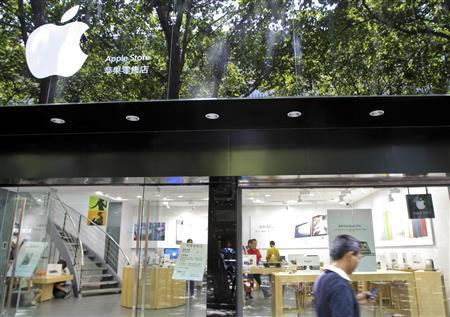 Two of five fake Apple stores in China were ordered to shut down (finally)
