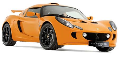 Lotus Exige S racing to America