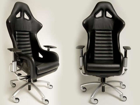 ferrari office chair is the closest youll get to the real thing car seats office chairs