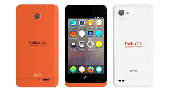 Mozilla smartphone dons Firefox OS, unlocked for open source pillaging