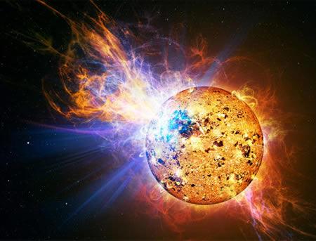 nasa predictions of solar storms - photo #26