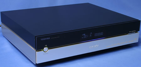 Toshiba HD-XA1 HD-DVD player gets an update