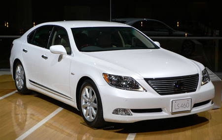 Lexus LS460 the most advanced yet
