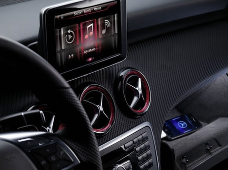 Mercedes Benz A-Class to come integrated with Siri
