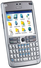 Nokia E62 available with Cingular