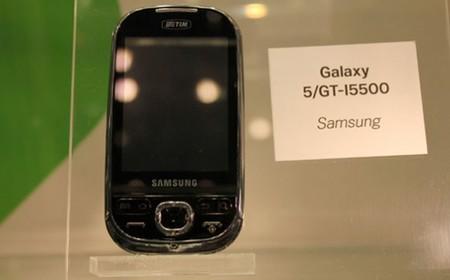 Samsung Galaxy 550 ...((GT-I5500L))...