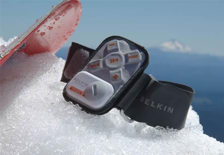 Belkin SportCommand wearable iPod remote
