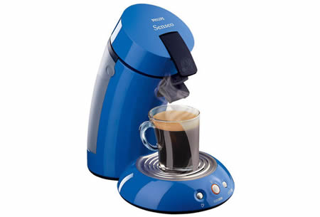 philips senseo coffee machine adds a touch of style. Black Bedroom Furniture Sets. Home Design Ideas