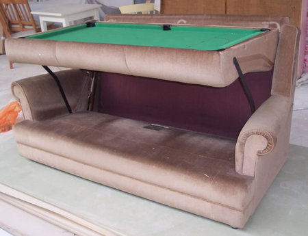 Sofa Pool Table Combo2