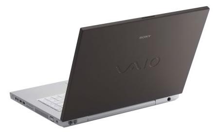 Sony Vaio N series of Fashion Laptops