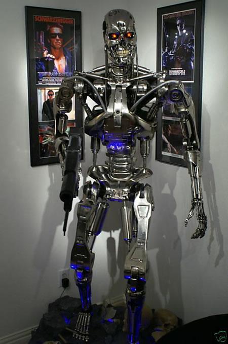 terminator t 800...T 950 Terminator