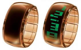 Bangle the new concept watch uses pSEL technology