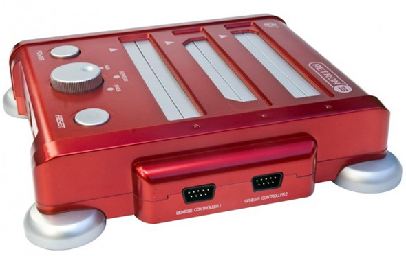 RetroN 4 will offer four cartridge slots including Super NES and Game Boy Advance!