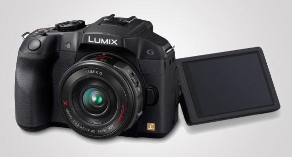 Panasonic LF1 camera packs NFC and electric viewfinder in compact shell