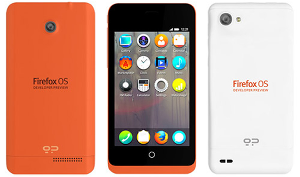 Mysterious Firefox OS developer handsets to be available today!