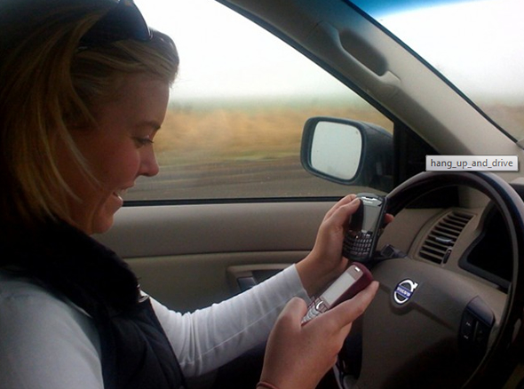 cellphone driving