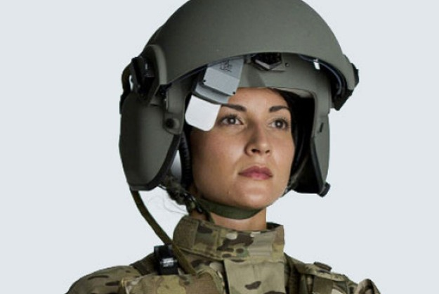 Military glasses 2013