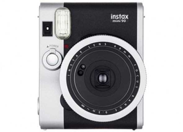 Fujifilm blends series to introduce Instax Mini 90 Neoclassic instant camera