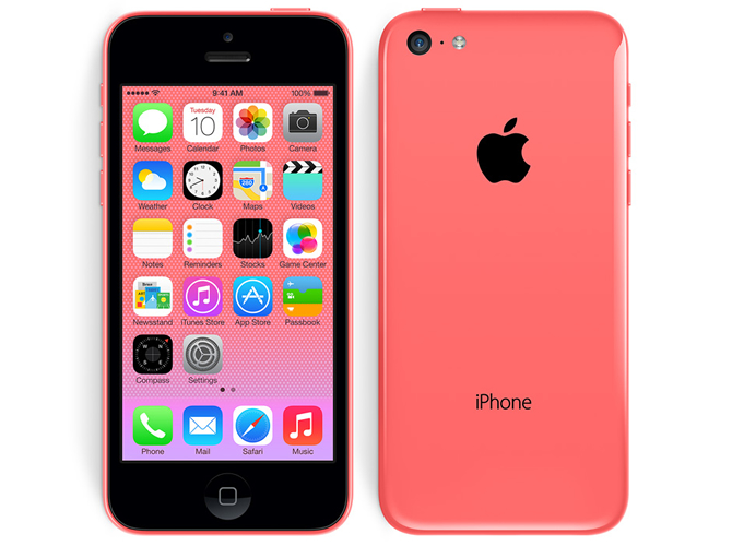 iPhone 5C, the most colorful iPhone yet