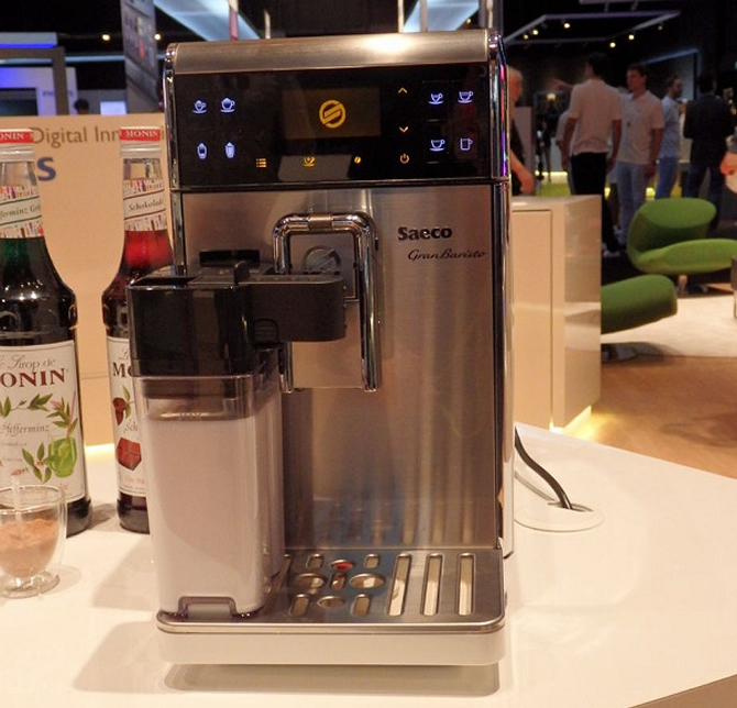 Philips showcases WiFi enabled Cookers, Coffee markers and air purifiers at IFA 2013