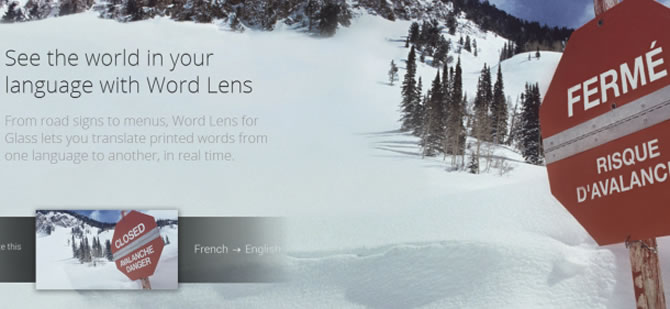 Five new apps make it to Google Glass thanks to the new GDK for developers