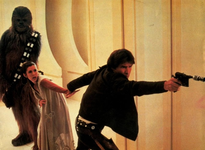Han Solo Blaster from Empire Strikes Back goes under the hammer for $200,000
