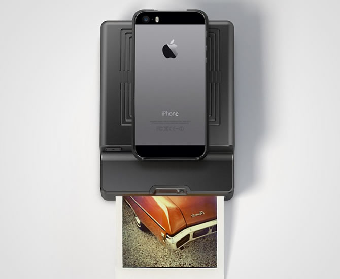 Impossible Instant Lab is a throwback treat for Polaroid fans