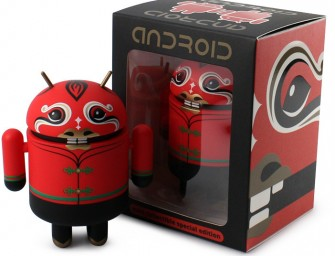 Special edition Android Mini by Dead Zebra celebrates the year of the horse