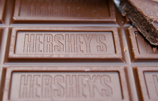 Hershey enters into a partnership with 3D Systems to make 3D printed confectionary